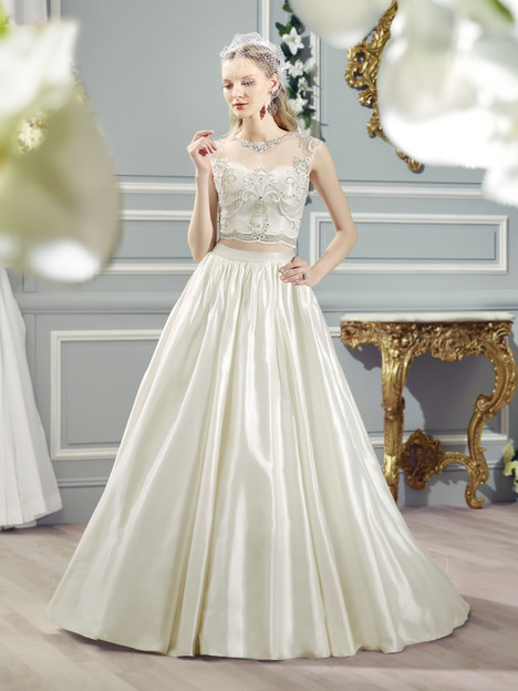 J6368 Wedding                                          dress by Moonlight : Collection