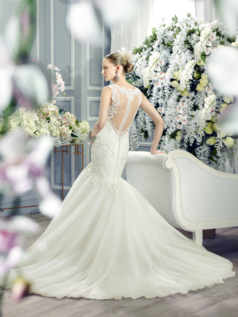 J6370 (back) gown from the 2015 Moonlight : Collection collection, as seen on dressfinder.ca