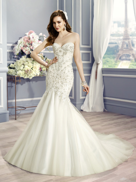 H1284 Wedding                                          dress by Moonlight : Couture