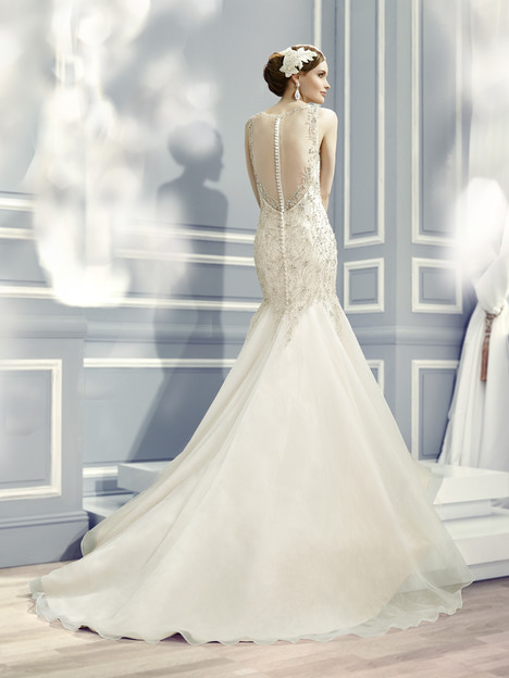 H1285 (back) Wedding                                          dress by Moonlight : Couture
