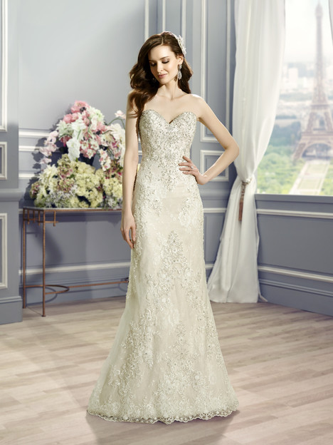 H1286 Wedding                                          dress by Moonlight : Couture