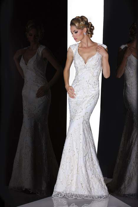 90207 Wedding                                          dress by Simone Carvalli