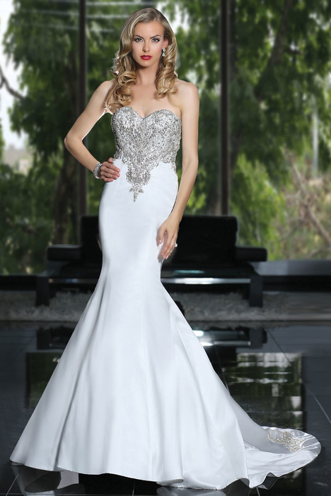 90211 Wedding                                          dress by Simone Carvalli