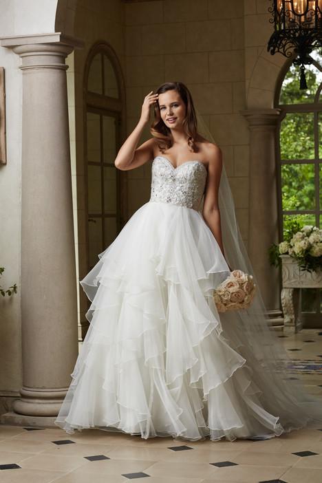 Nori Skirt + Maelin Corset Wedding                                          dress by Wtoo Brides