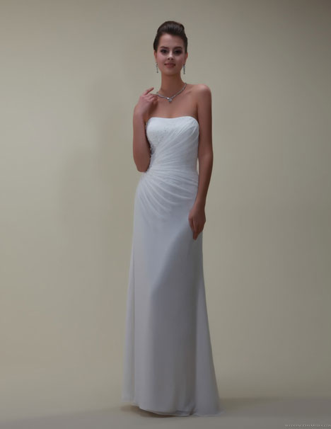 VN6793 Wedding                                          dress by Venus Informal