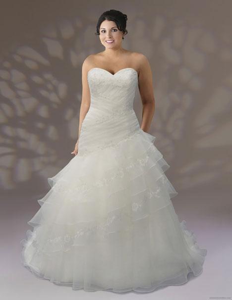 VW8662 Wedding                                          dress by Venus Woman