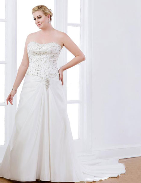 VW8685 Wedding                                          dress by Venus Woman