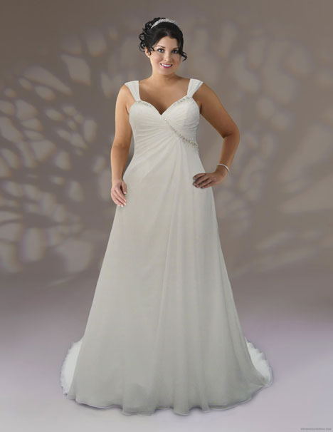 VW8661 Wedding                                          dress by Venus Woman
