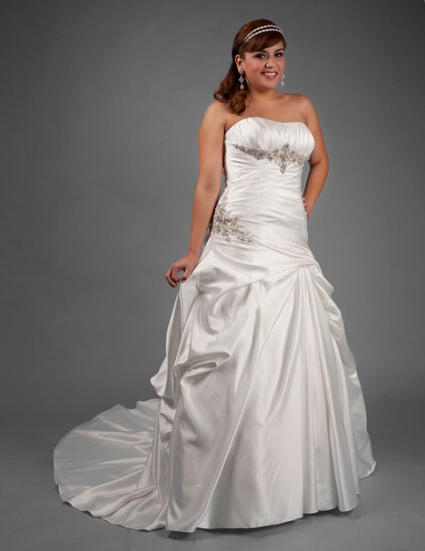 VW8674 Wedding dress by Venus Woman