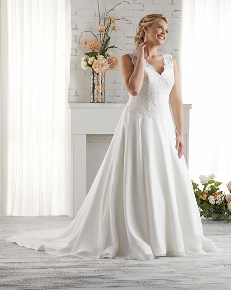 1515 Wedding                                          dress by Bonny Bridal