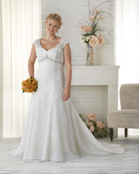 1516 Wedding                                          dress by Bonny Bridal