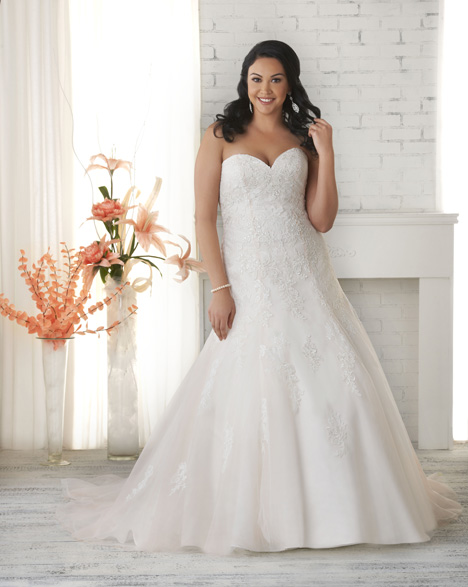 1517 Wedding                                          dress by Bonny Bridal