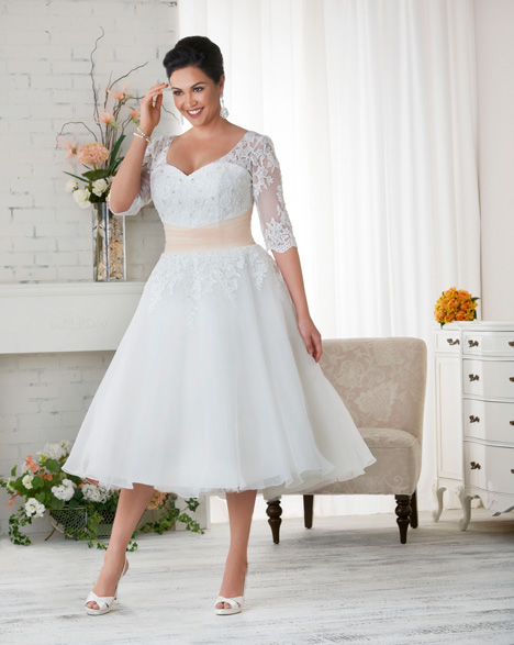 1523 Wedding                                          dress by Bonny Bridal