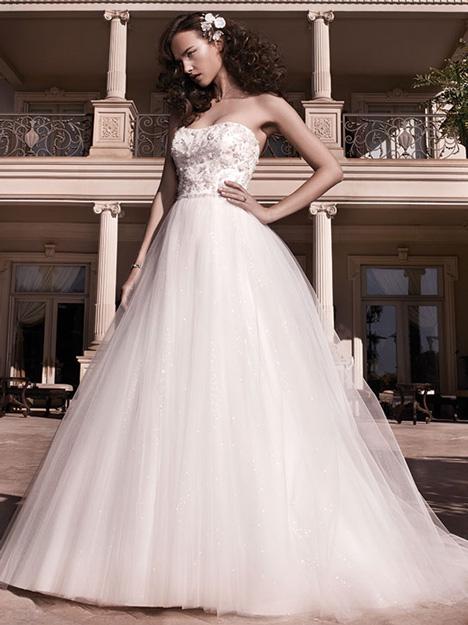 2137 Wedding dress by Casablanca Bridal