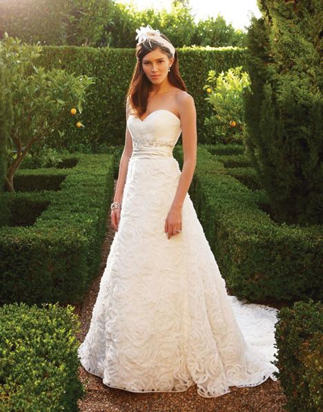 2048 Wedding dress by Casablanca Bridal