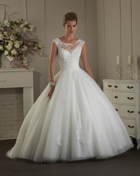 403 Wedding                                          dress by Bonny Bridal