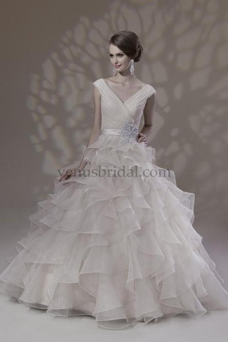 Wedding dress by Venus Bridal