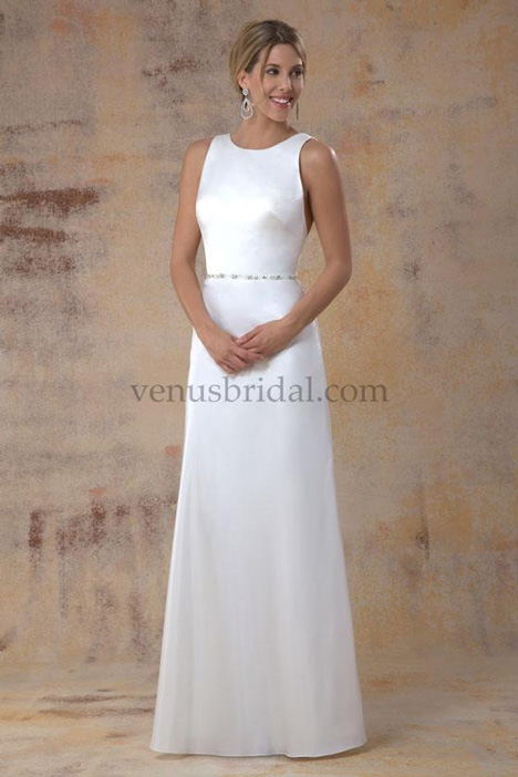 VN6746 Wedding                                          dress by Venus Informal
