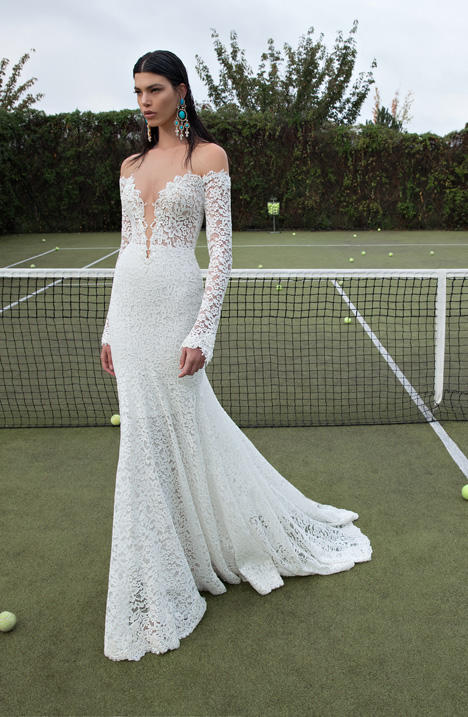 Style 15-13 gown from the 2015 Berta Bridal collection, as seen on dressfinder.ca