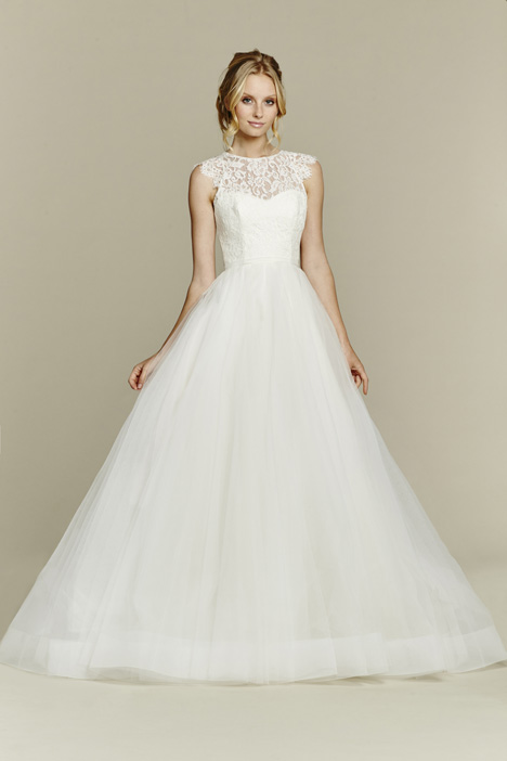 Style 1561, Sunshine gown from the 2015 Blush by Hayley Paige collection, as seen on dressfinder.ca