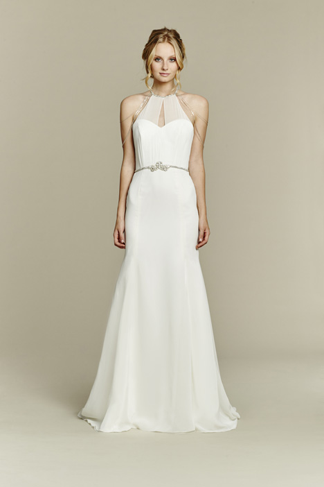 Midori (1558) gown from the 2015 Blush by Hayley Paige collection, as seen on dressfinder.ca