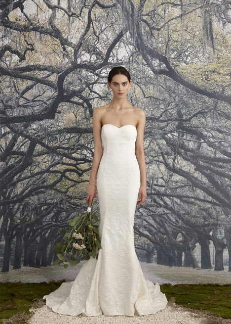 Madison Wedding                                          dress by Nicole Miller