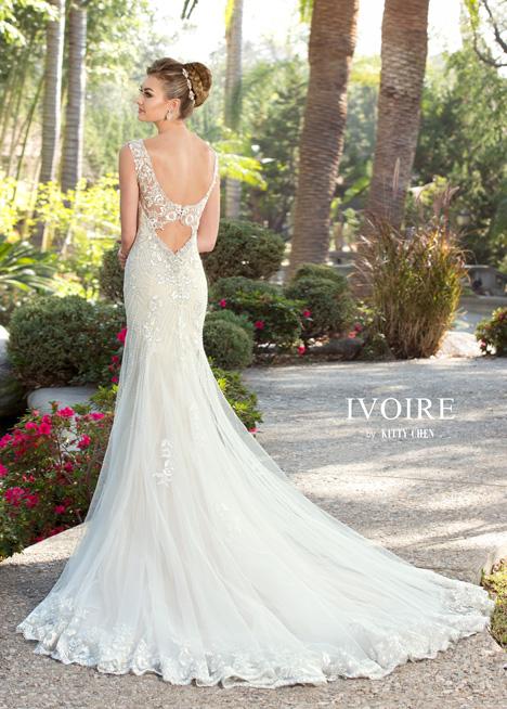 Blaire (2) Wedding                                          dress by KittyChen Ivoire