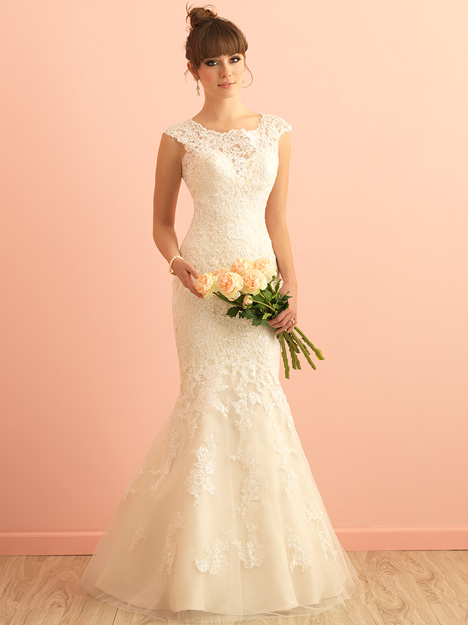 2864 Wedding                                          dress by Allure Romance