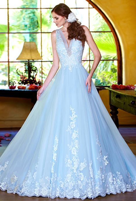 Cinderella Wedding dress by Ivoire by Kitty Chen