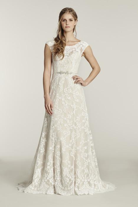 7558 Wedding                                          dress by Ti Adora by Allison Webb
