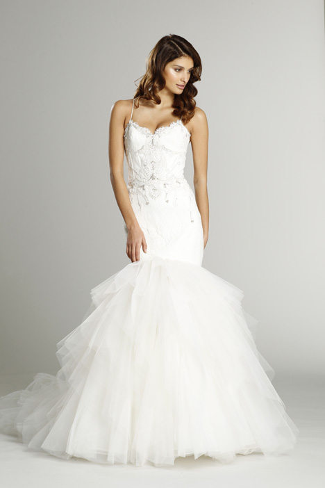 9550 Wedding                                          dress by Alvina Valenta