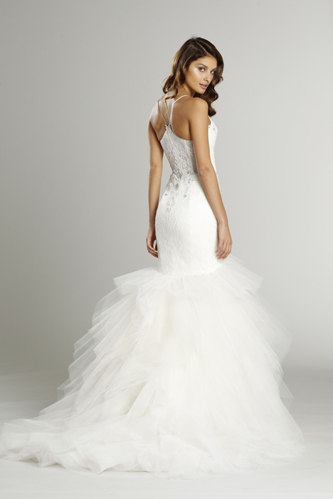 9550 (2) Wedding                                          dress by Alvina Valenta