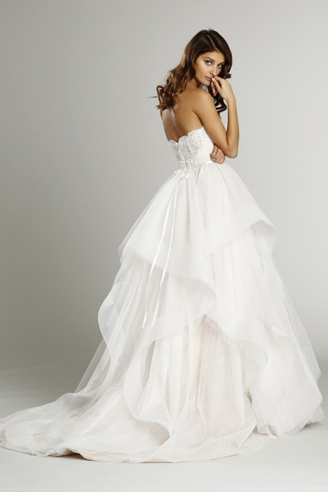 9551 (2) Wedding                                          dress by Alvina Valenta