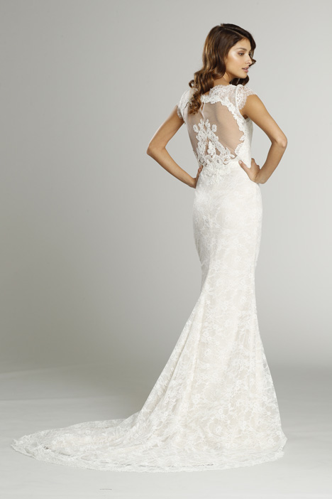 9552 (2) Wedding                                          dress by Alvina Valenta