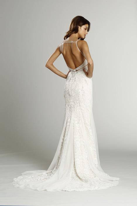 9560 (2) Wedding                                          dress by Alvina Valenta