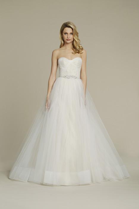 8550 Wedding                                          dress by Jim Hjelm