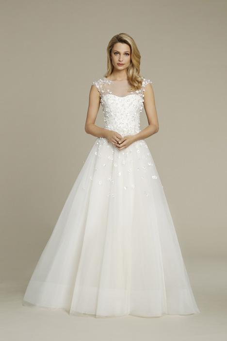8552 Wedding                                          dress by Jim Hjelm