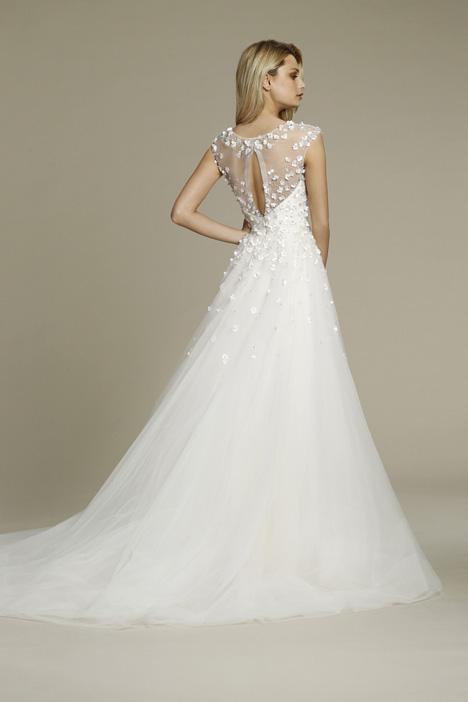 8552 (2) Wedding                                          dress by Jim Hjelm