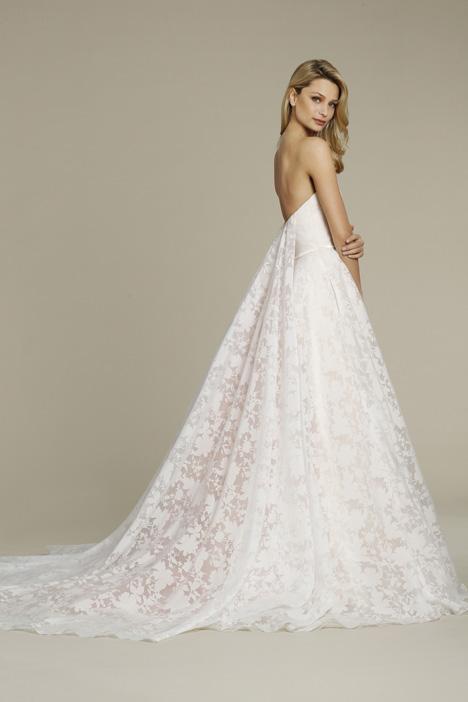 8556 (2) Wedding                                          dress by Jim Hjelm