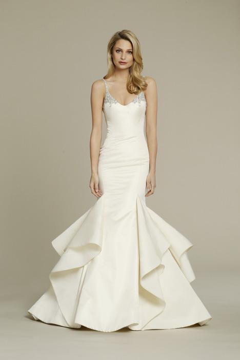 8558 Wedding                                          dress by Jim Hjelm