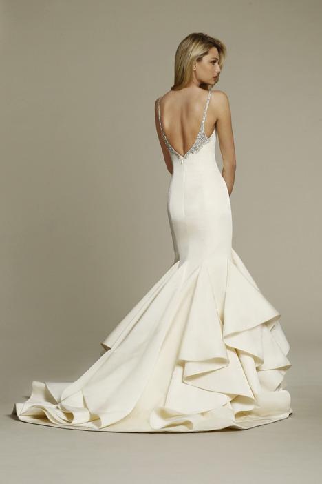 8558 (2) Wedding                                          dress by Jim Hjelm