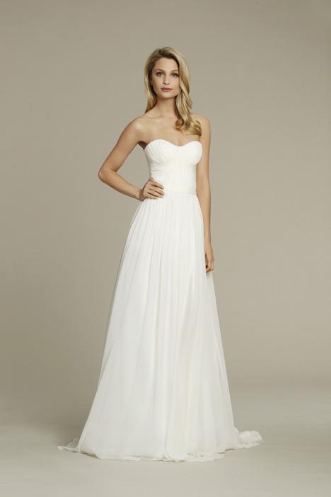 8559 Wedding                                          dress by Jim Hjelm