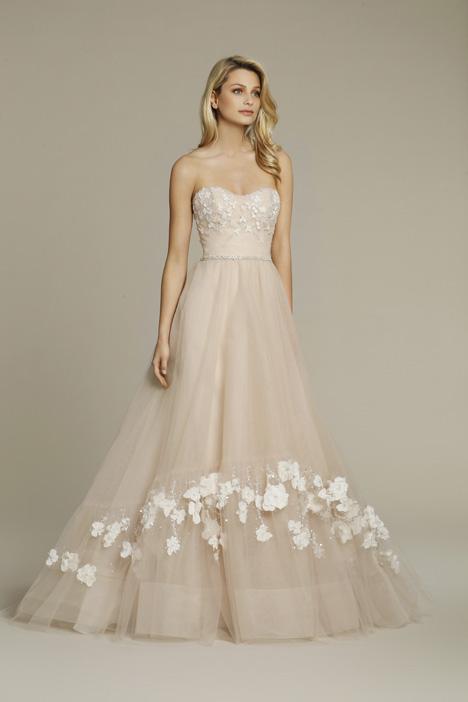 8561 Wedding                                          dress by Jim Hjelm