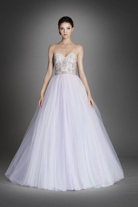 3555 Wedding                                          dress by Lazaro