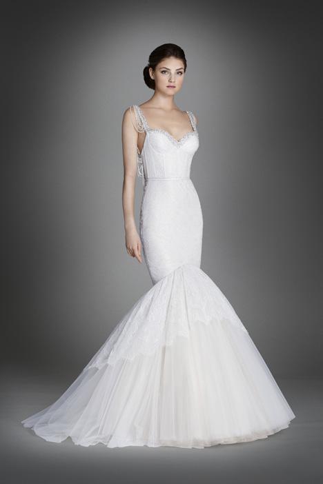 3556 Wedding                                          dress by Lazaro