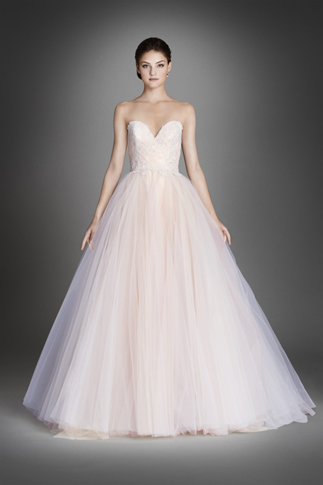 3557 Wedding                                          dress by Lazaro