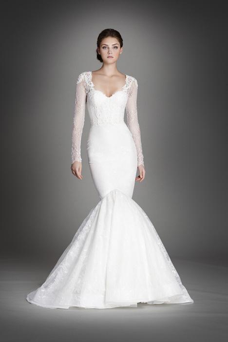 3560 Wedding dress by Lazaro