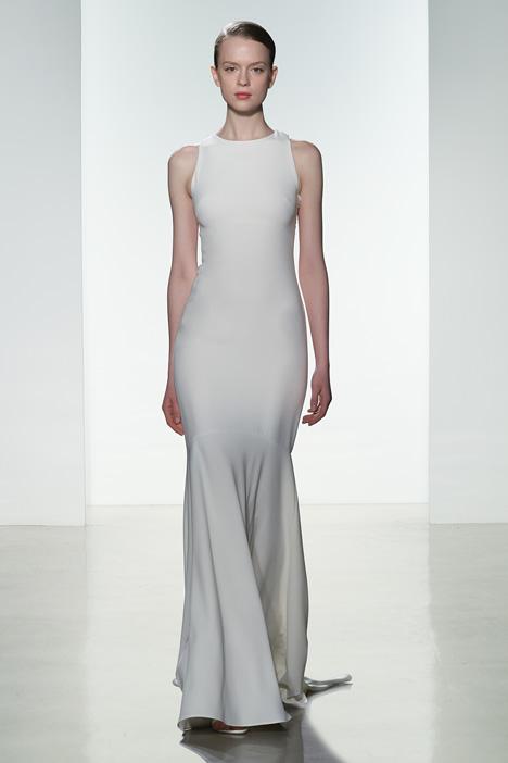 Brody Wedding                                          dress by Amsale
