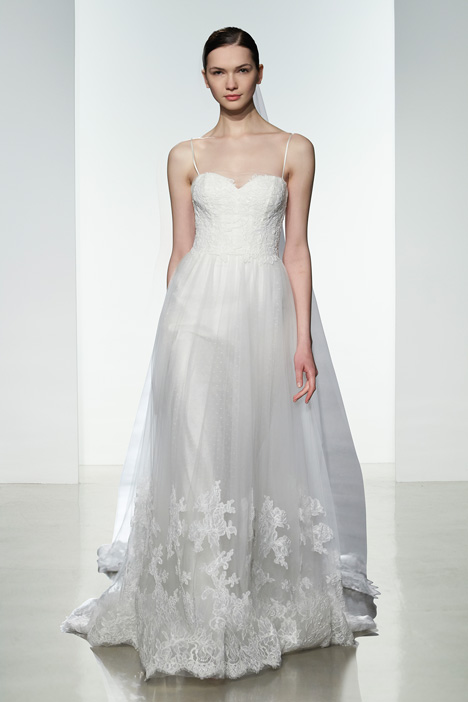 Edith Wedding dress by Christos
