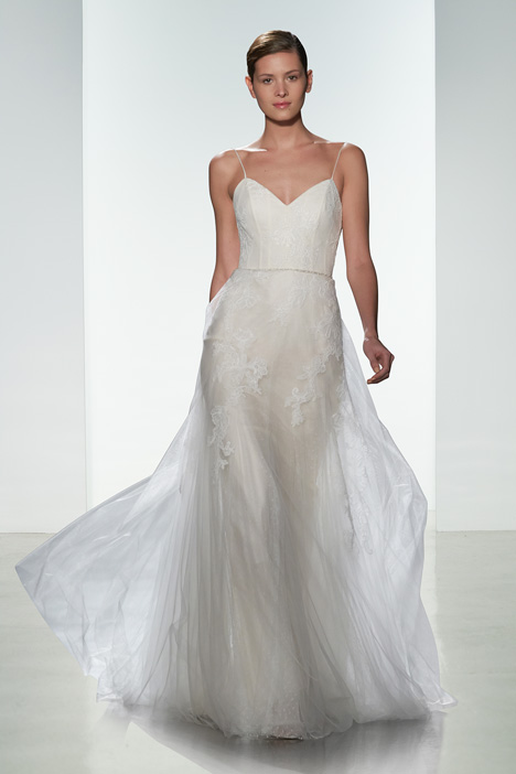 Effie Wedding dress by Christos